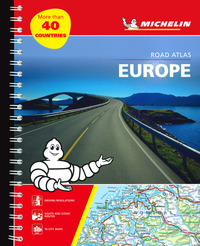 EUROPE ROAD ATLAS