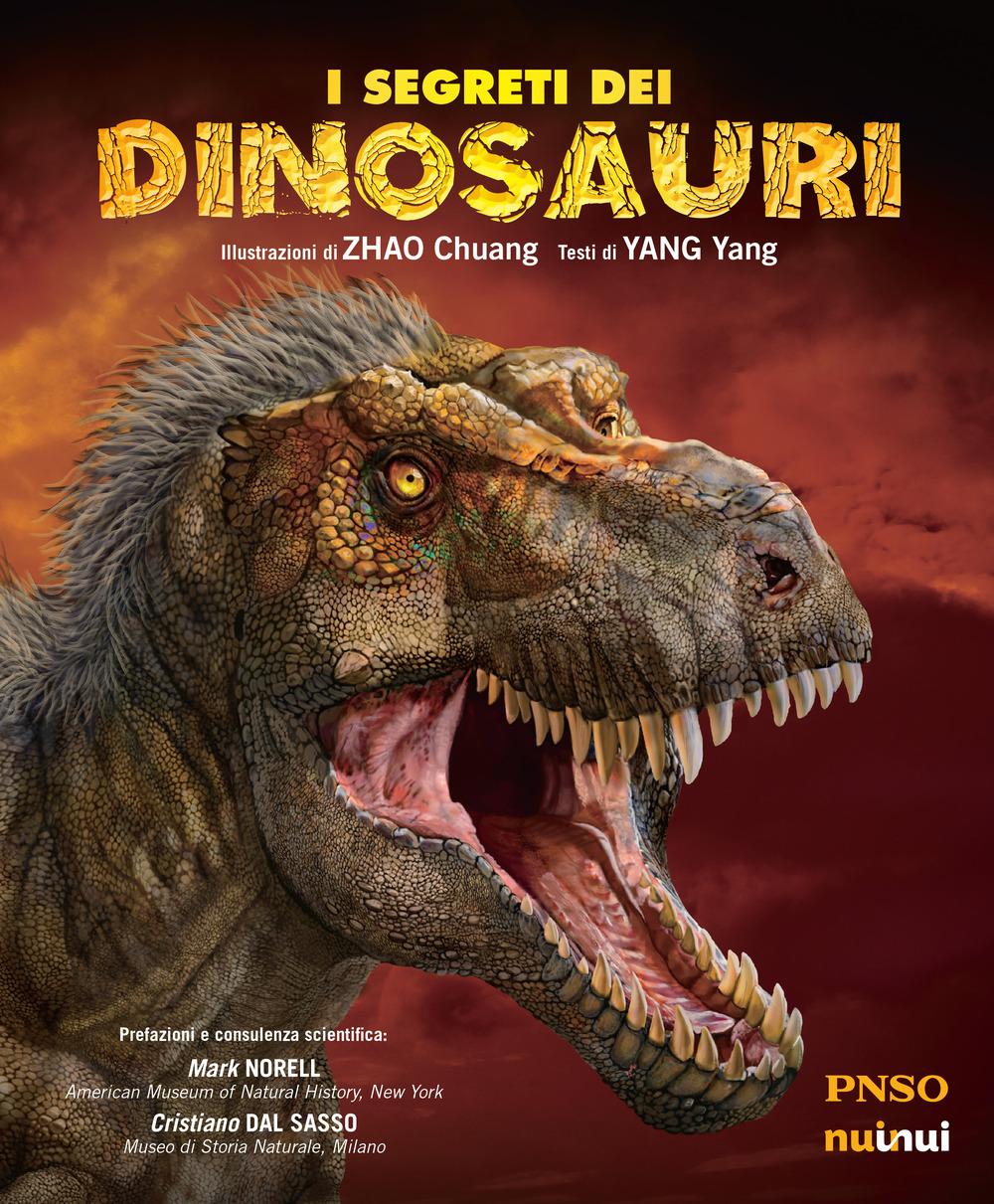 I segreti dei dinosauri