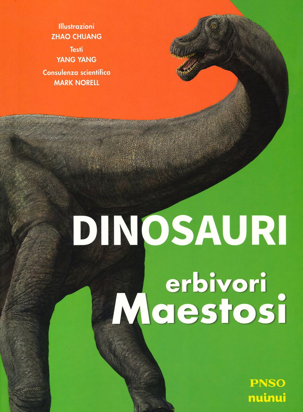 Dinosauri. Erbivori maestosi