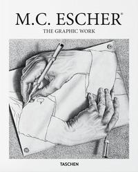 M.C. ESCHER - STAMPE E DISEGNI di ESCHER