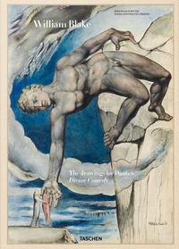 WILLIAM BLAKE DIVINA COMMEDIA DI DANTE di BLAKE WILLIAM