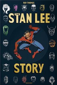 THE STAN LEE STORY di THOMAS ROY