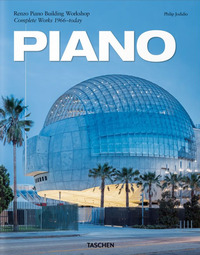 PIANO - RENZO PIANO BUILDING WORKSHOP 1966 - TODAY