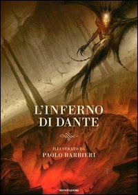 Copertina di: L'inferno di Dante