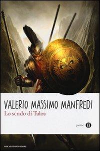 Copertina del Libro: Lo scudo di Talos