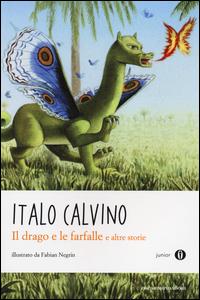Copertina del Libro: Il drago e le farfalle e altre storie
