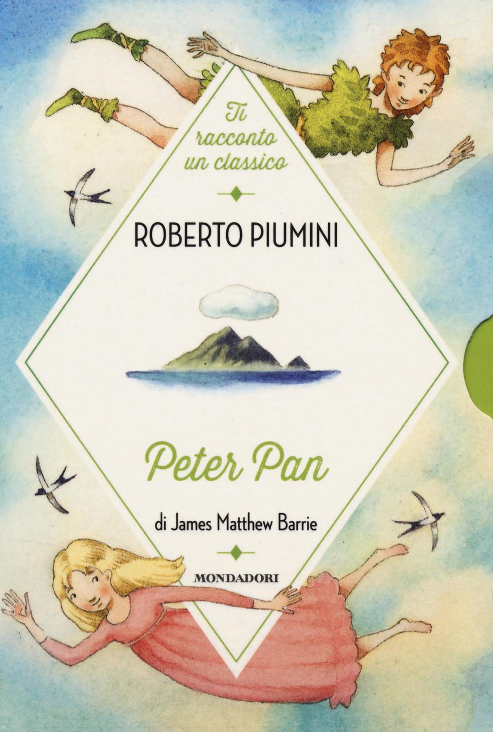 PETER PAN DI JAMES MATTHEW BARRIE - 9788804640387