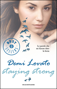 STAYING STRONG di LOVATO DEMI