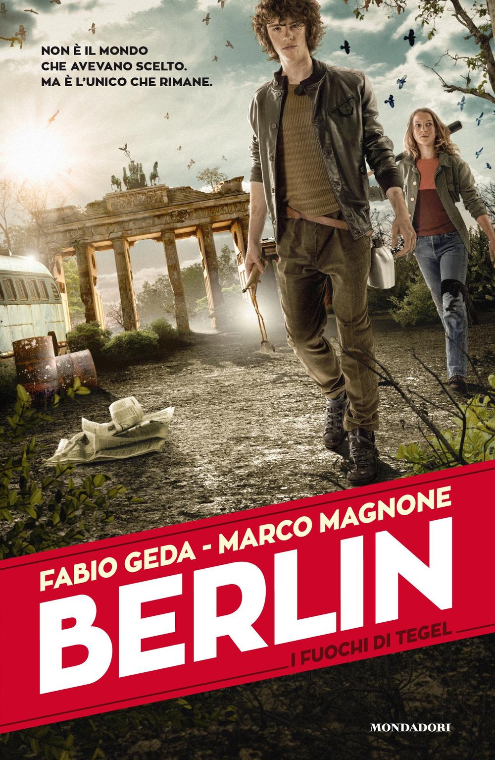 FUOCHI DI TEGEL. BERLIN (I) - 9788804657729