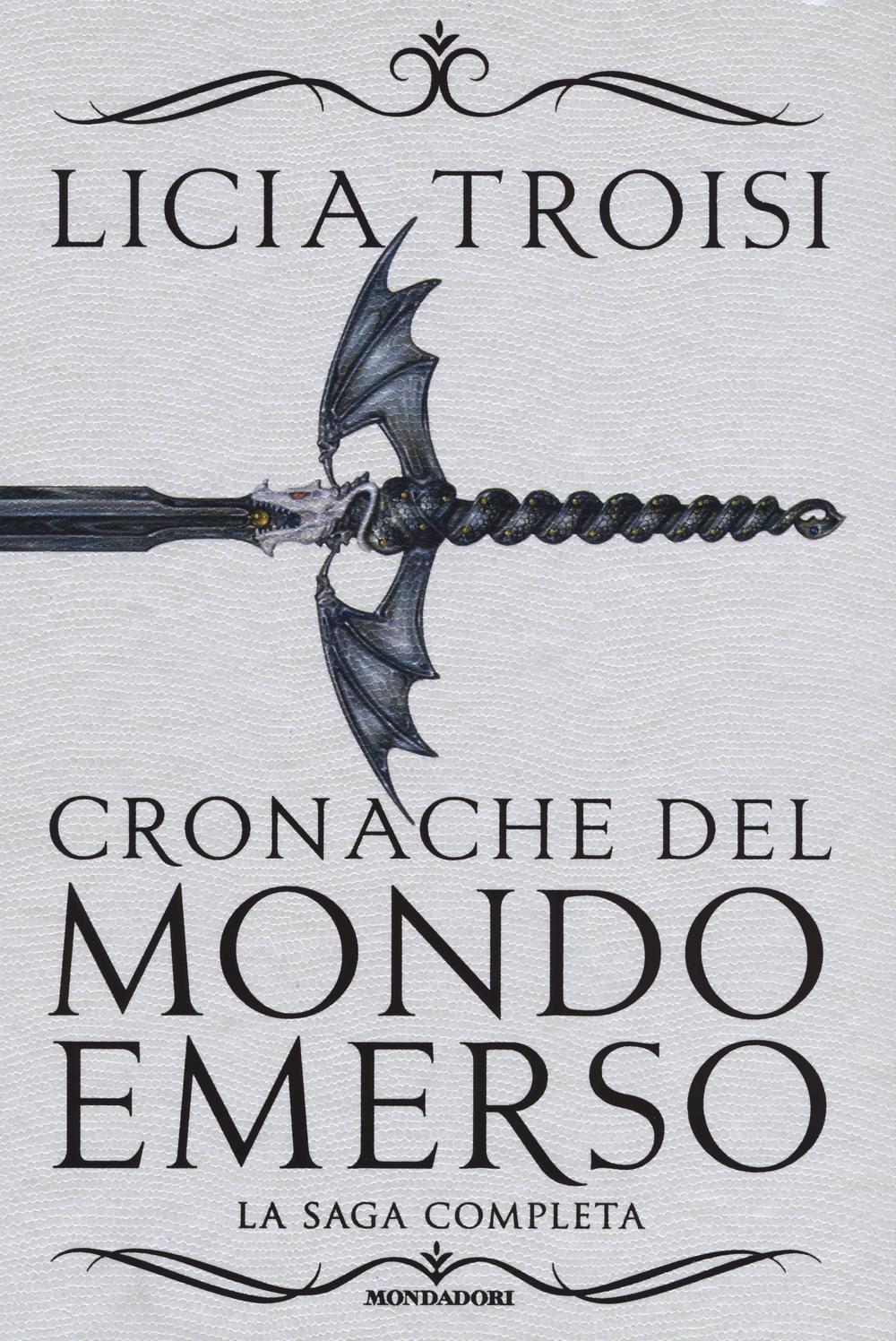 CRONACHE DEL MONDO EMERSO. LA SAGA COMPLETA - 9788804669920