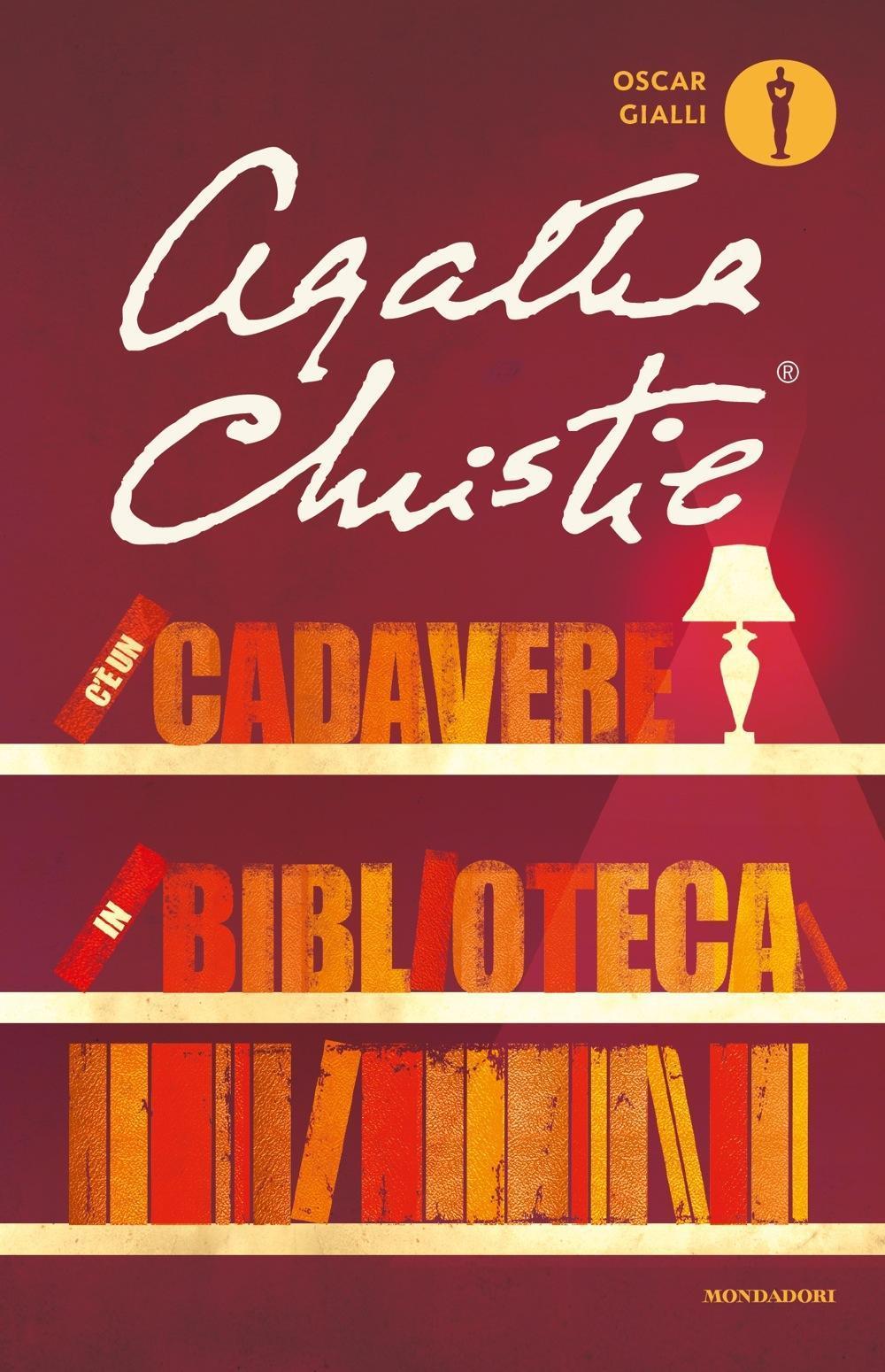 C'È UN CADAVERE IN BIBLIOTECA - 9788804672432