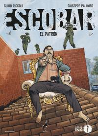 Copertina di: Escobar. El patron