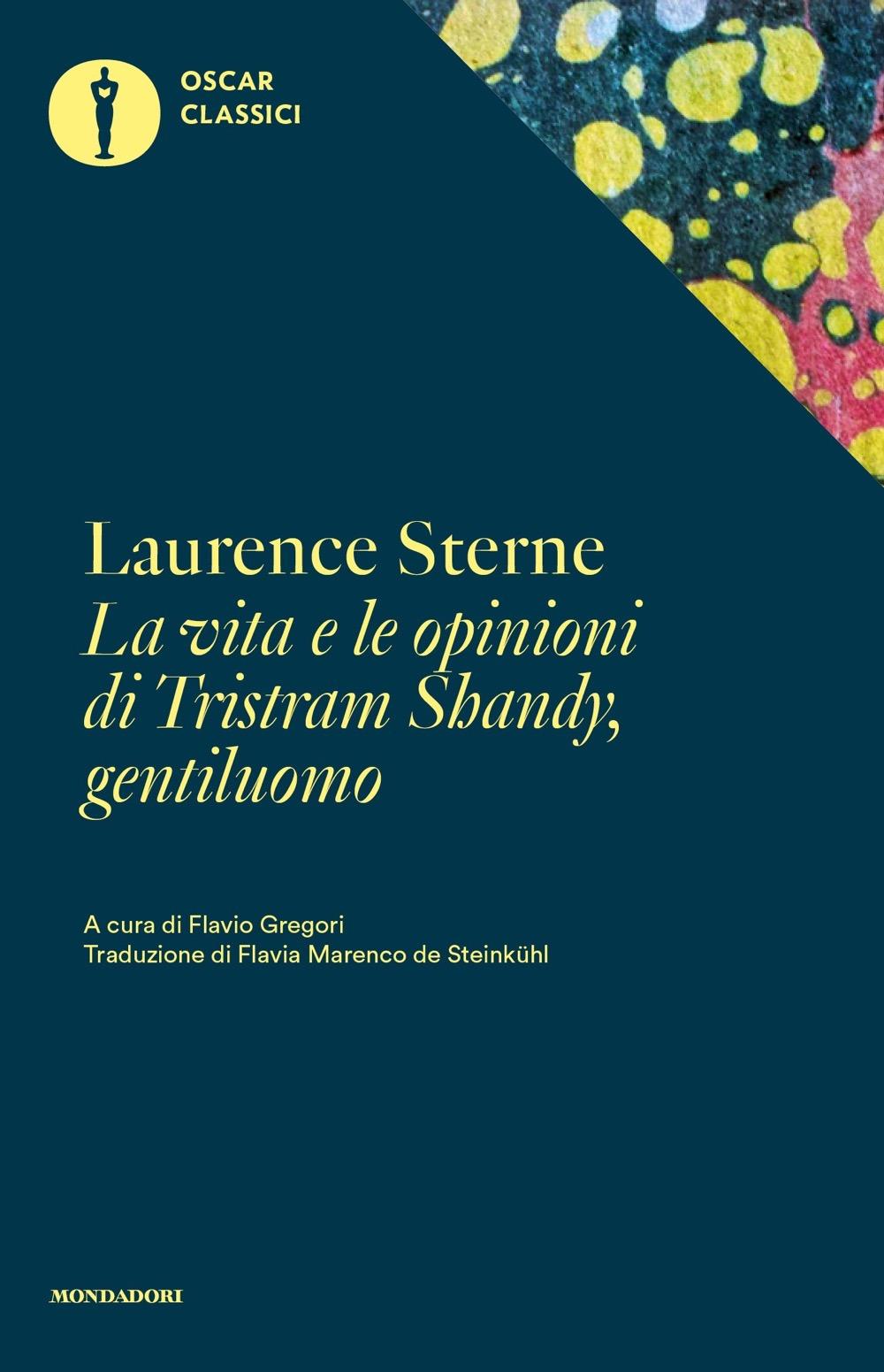 VITA E LE OPINIONI DI TRISTRAM SHANDY, GENTILUOMO (LA) - 9788804684619