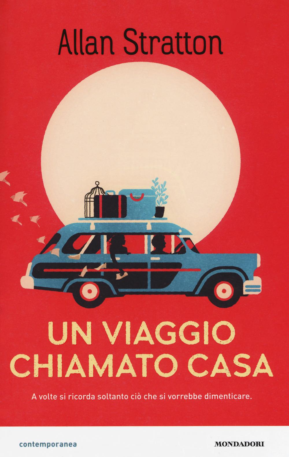 VIAGGIO CHIAMATO CASA (UN) - 9788804689775