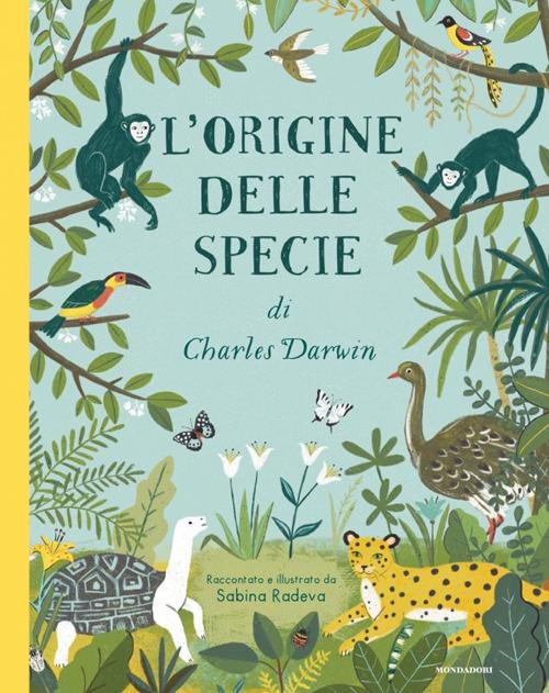 L'origine delle specie di Charles Darwin