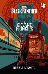 Copertina del Libro: The Black Panther. Il giovane principe