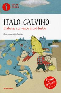 FIABE IN CUI VINCE IL PIU' FURBO di CALVINO ITALO
