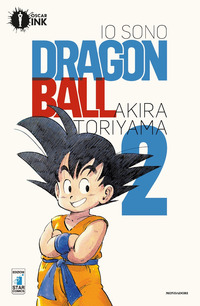 IO SONO DRAGON BALL 2 di TORIYAMA AKIRA