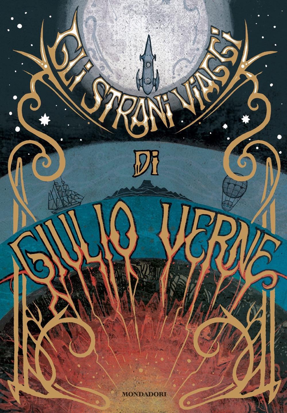 Gli strani viaggi di Giulio Verne