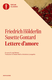 LETTERE D'AMORE di HOLDERLIN FRIEDERICH