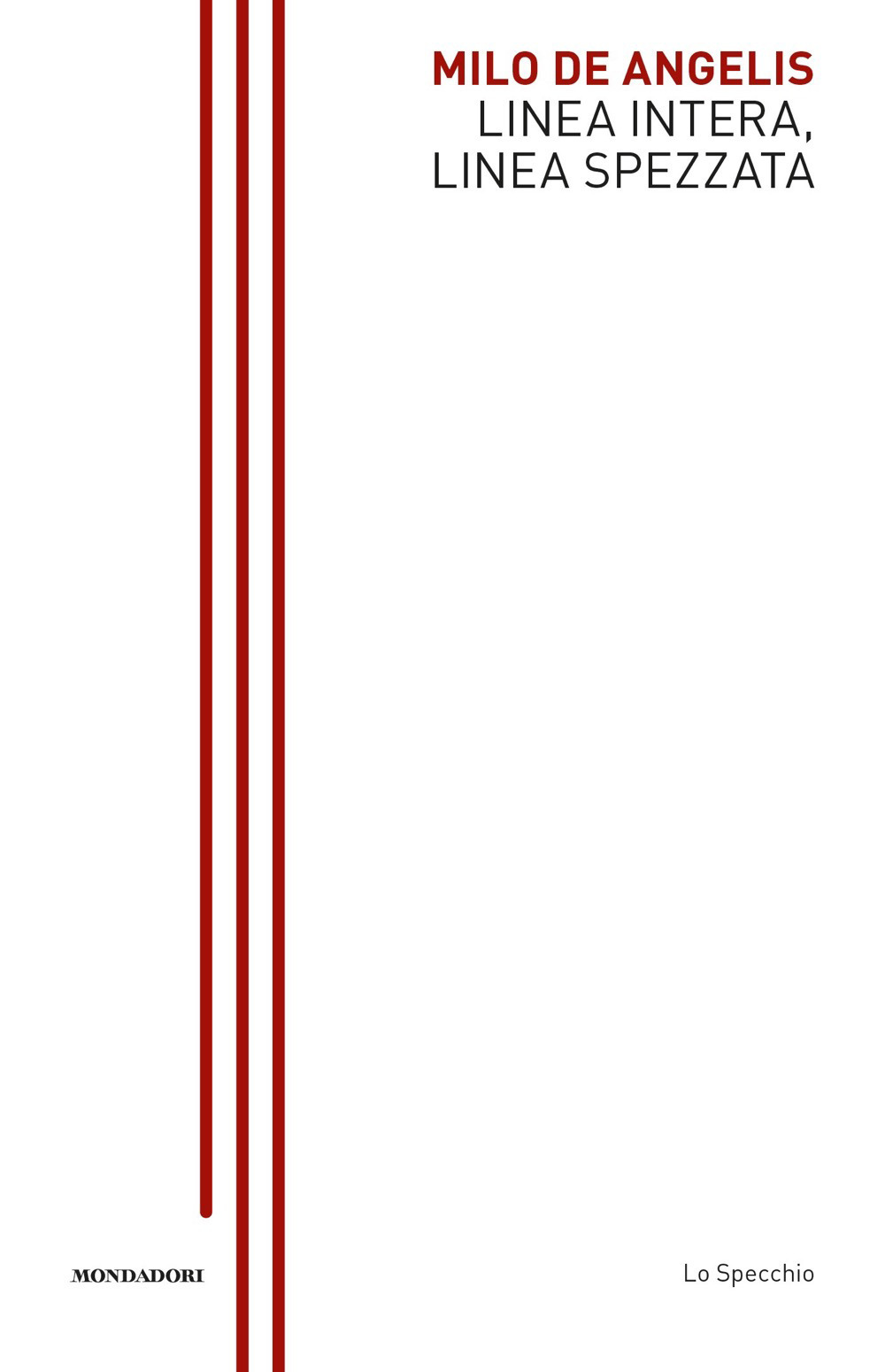 Linea intera, linea spezzata