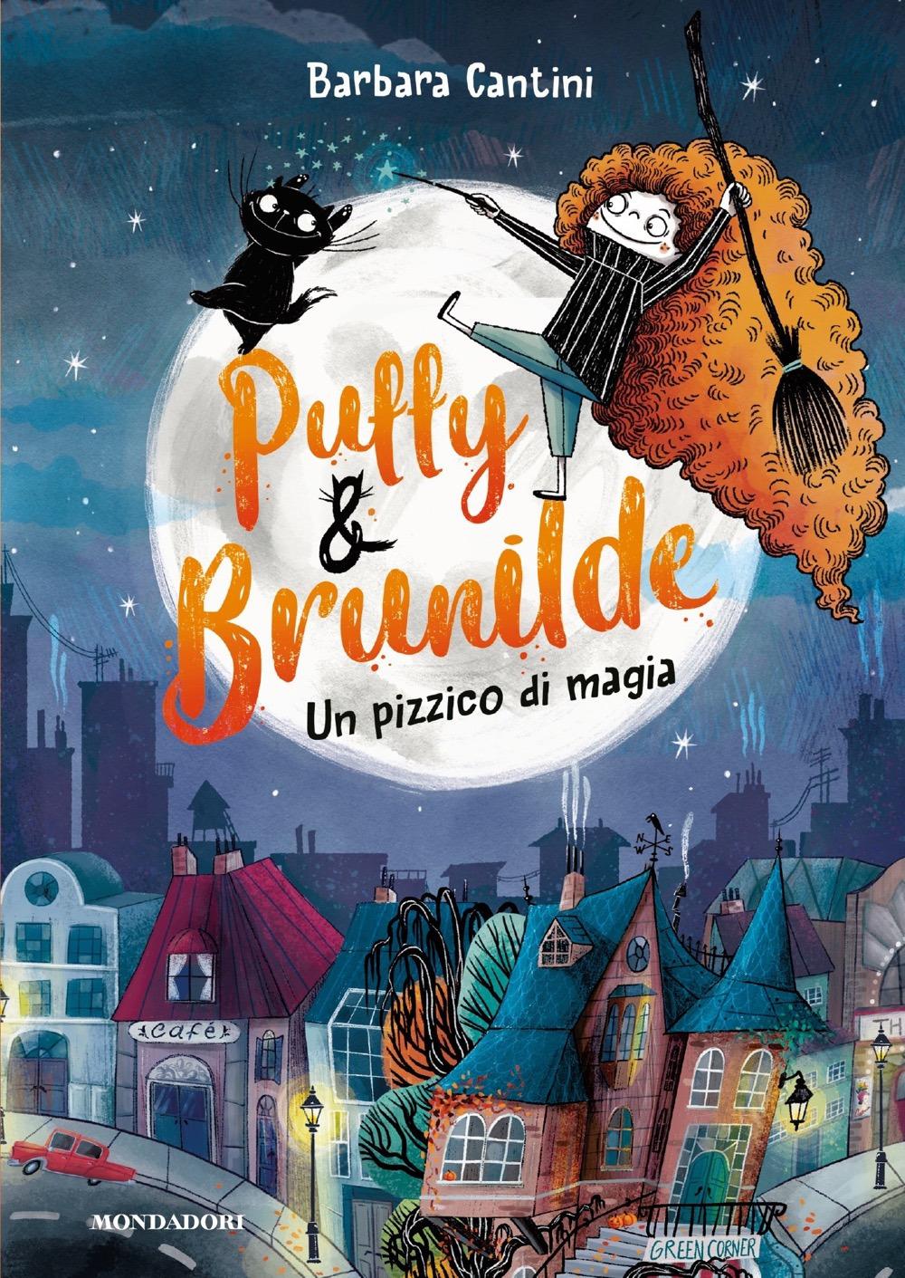 Puffy & Brunilde. Un pizzico di magia