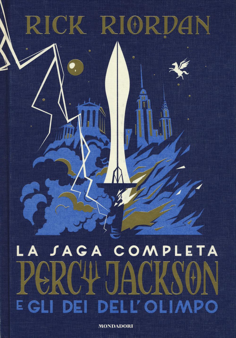 Percy Jackson e gli dei dell'Olimpo. La saga completa