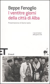 Copertina di: I ventitré giorni della città di Alba