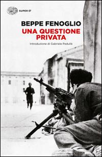 Copertina del Libro: Una questione privata