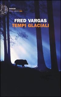 Copertina del Libro: Tempi glaciali