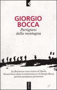 Copertina del Libro: Partigiani della montagna