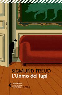 UOMO DEI LUPI di FREUD SIGMUND