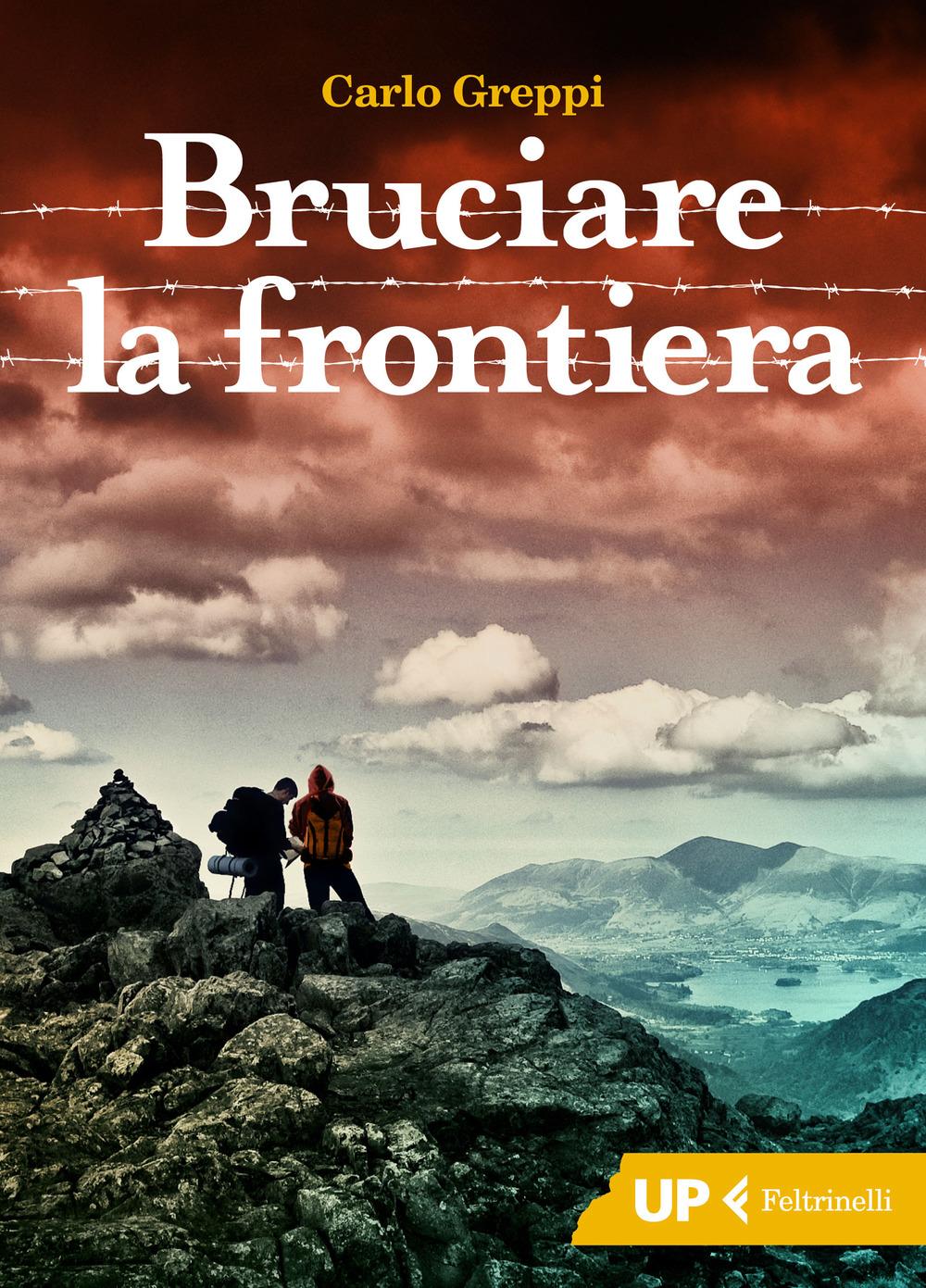 BRUCIARE LA FRONTIERA - 9788807910395