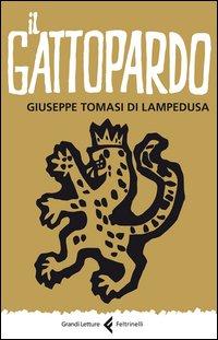 Copertina del Libro: Il Gattopardo