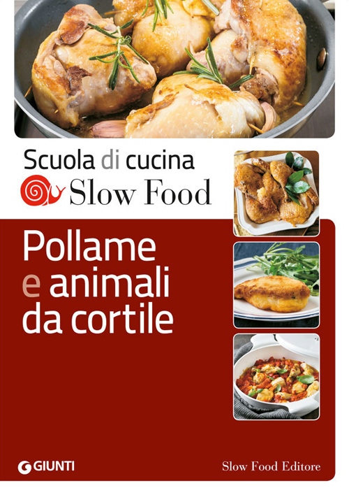 POLLAME E ANIMALI DA CORTILE - 9788809794696
