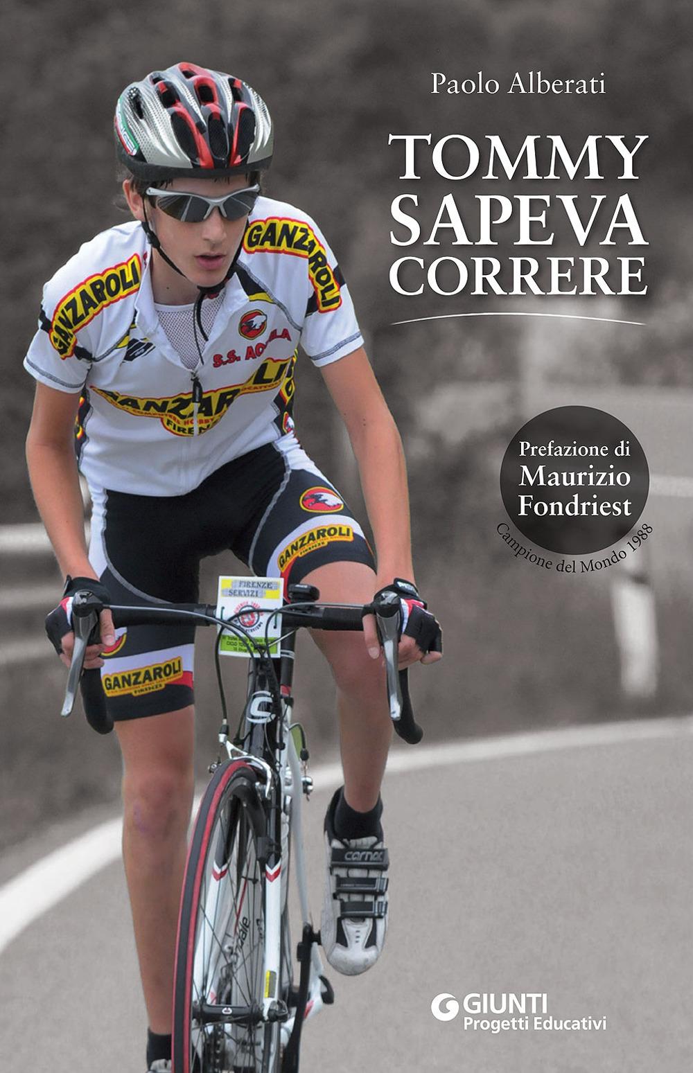 TOMMY SAPEVA CORRERE - 9788809808119