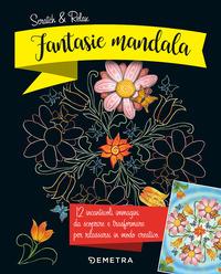FANTASIE MANDALA - SCRATCH AND RELAX