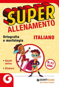 SUPERALLENAMENTO ITALIANO 9 - 11 ANNI