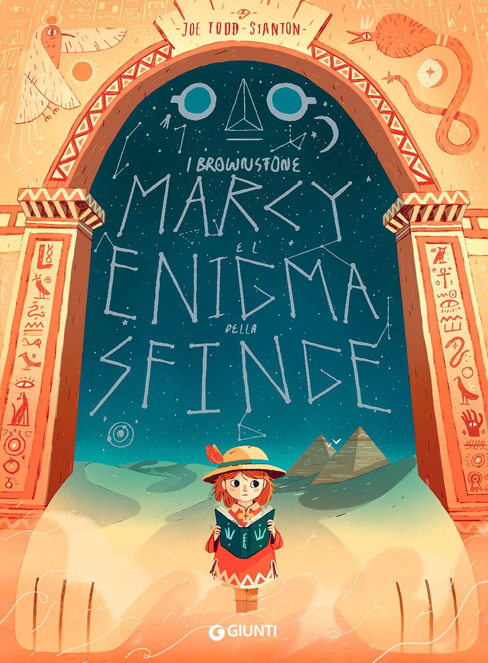 Marcy e l'enigma della Sfinge. I Brownstone