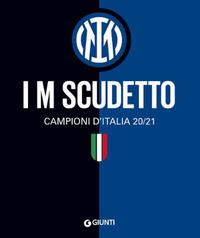 I M SCUDETTO - CAMPIONI D'ITALIA 20/21