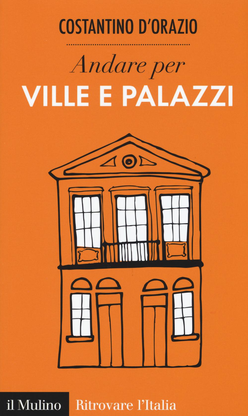 ANDARE PER VILLE E PALAZZI - 9788815254184