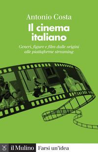 CINEMA ITALIANO di COSTA ANTONIO