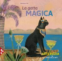 GATTA MAGICA - ARTE EGIZIA di HIE' VANESSA