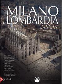 Copertina di: Milano e Lombardia dall'alto