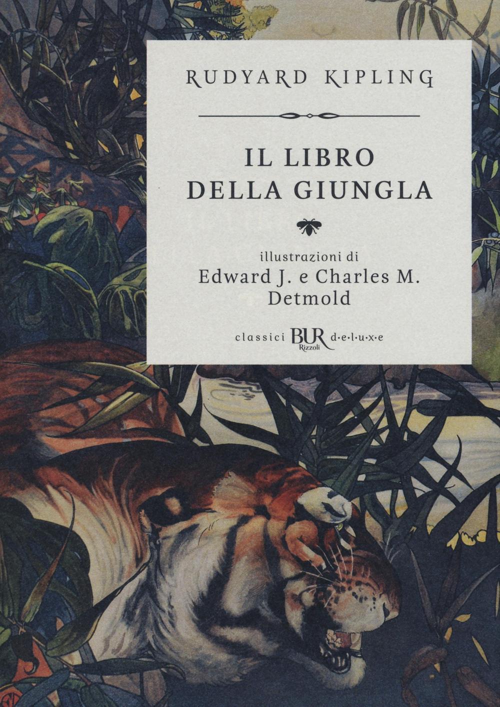 LIBRO DELLA GIUNGLA. EDIZ. SPECIALE (IL) - 9788817090650