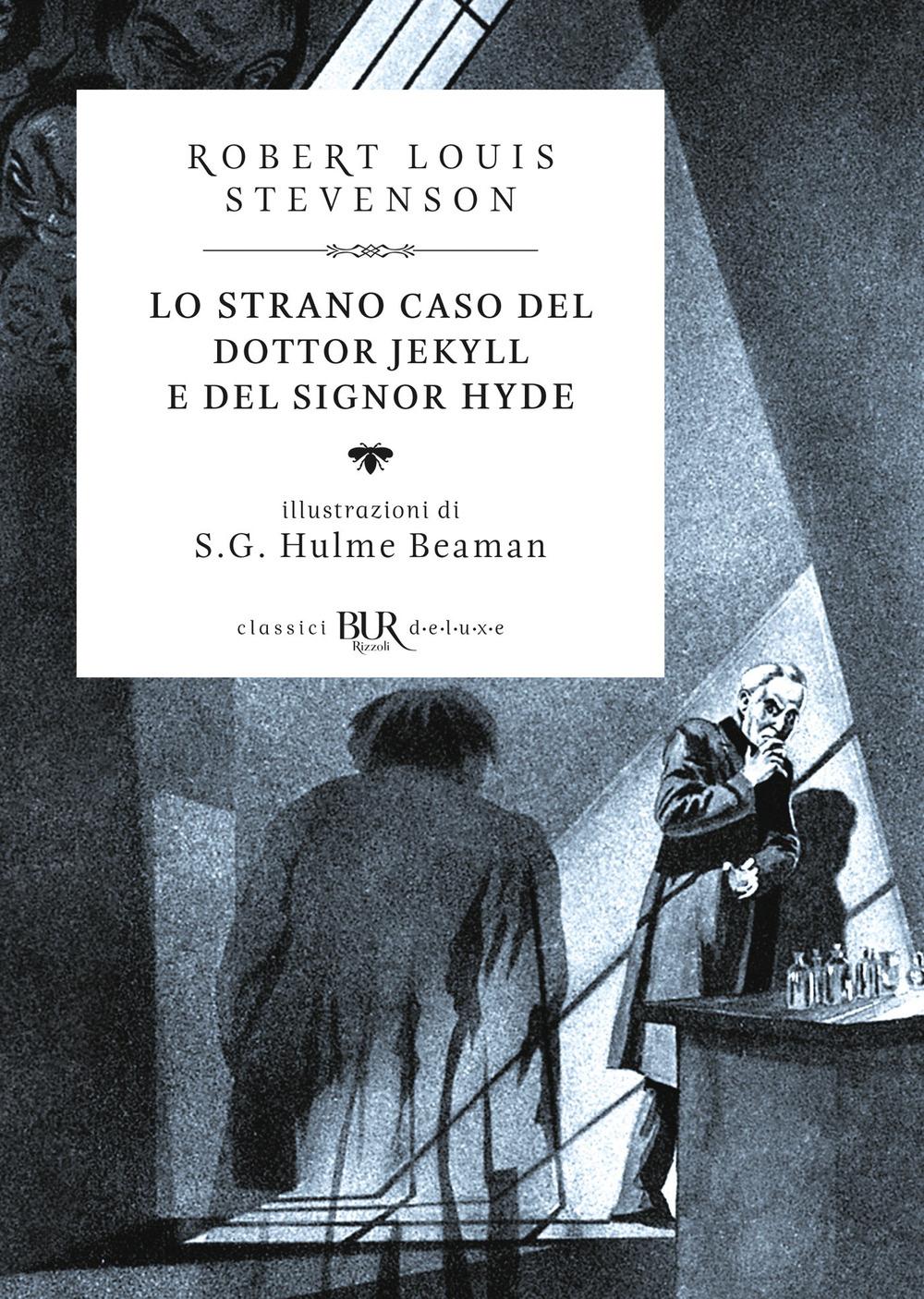 STRANO CASO DEL DOTTOR JEKYLL E DEL SIGNOR HYDE (LO) - 9788817102384