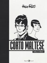 CORTO MALTESE FAVOLE DI VENEZIA di PRATT HUGO
