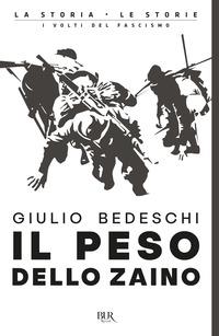 PESO DELLO ZAINO di BEDESCHI GIULIO