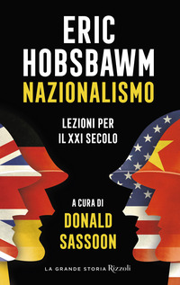 NAZIONALISMO - LEZIONI PER IL XXI SECOLO di HOBSBAWM ERIC