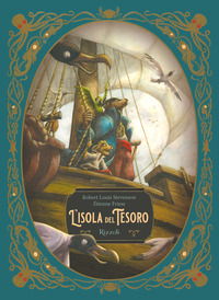 ISOLA DEL TESORO di STEVENSON ROBERT LOUIS FRIESS